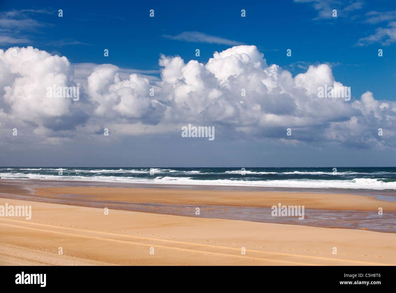 Soustons Plage, Landes, Aquitaine, France Photo Stock