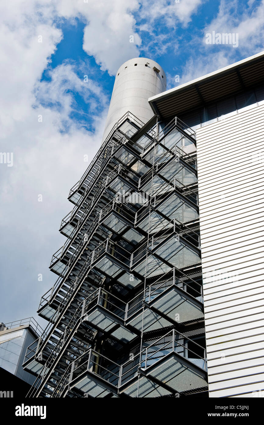 Fernwarme Abfall Werk Basel AG, Zurich, Suisse Banque D'Images