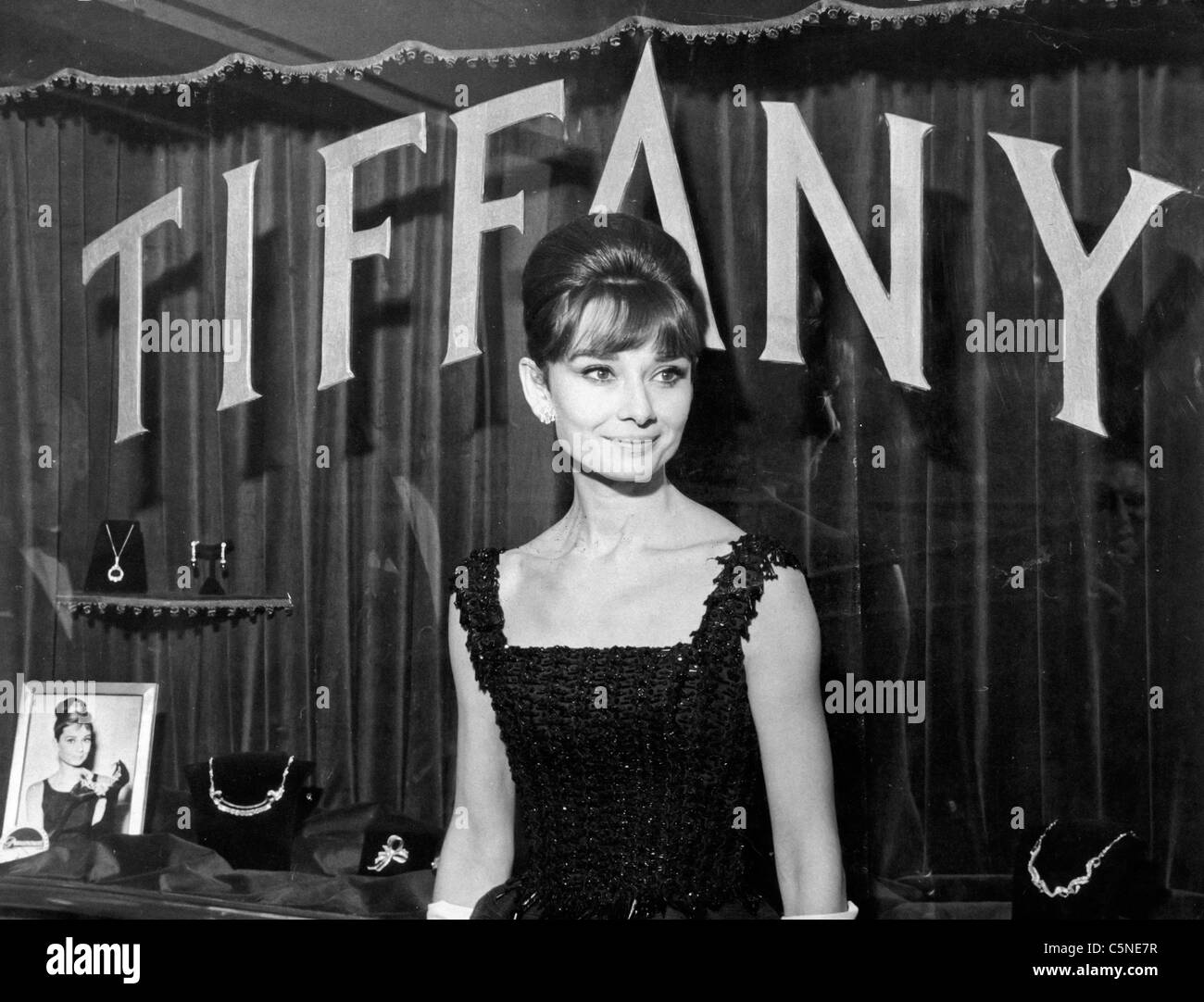 Audrey Hepburn Photo Stock