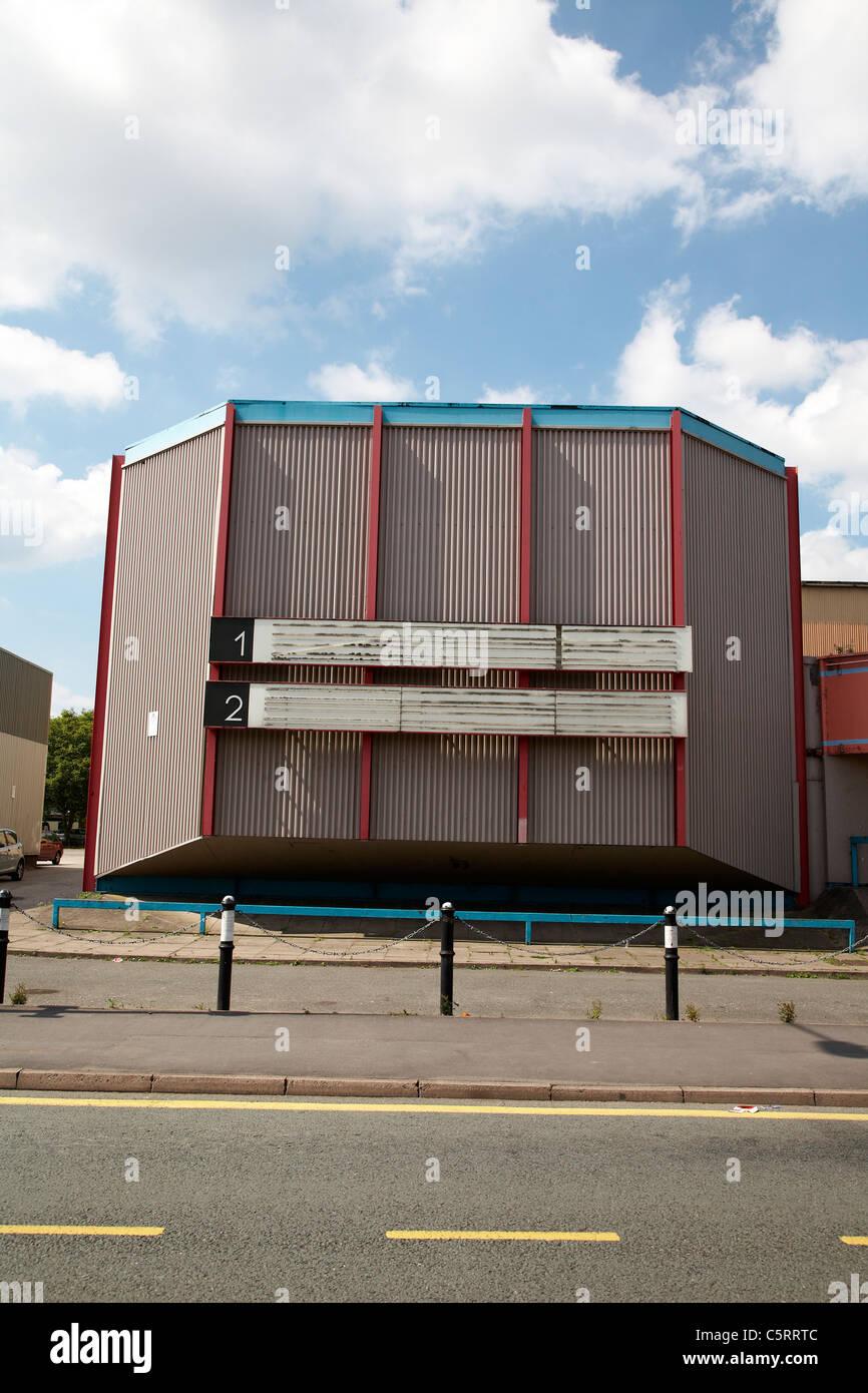 Regal Cinema fermé à Northwich Cheshire UK Photo Stock