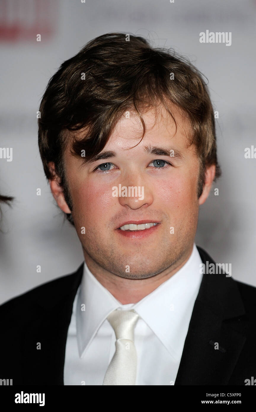 Haley Joel Osment Head Shot 2011 - Image Copyright 2011 Prises de tête d'Hollywood Photo Stock