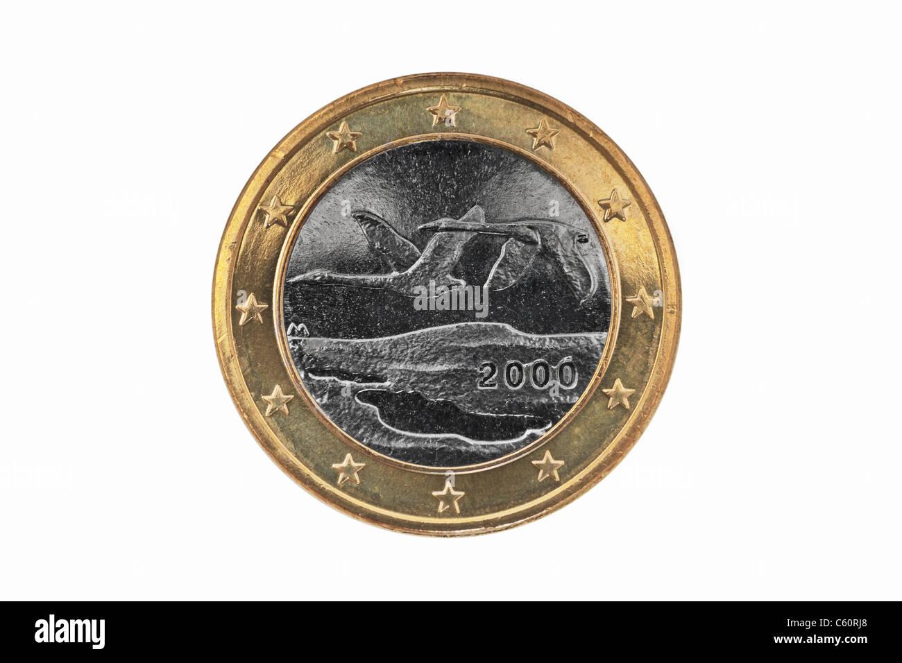 Coin Euro Finland Photos Coin Euro Finland Images Alamy