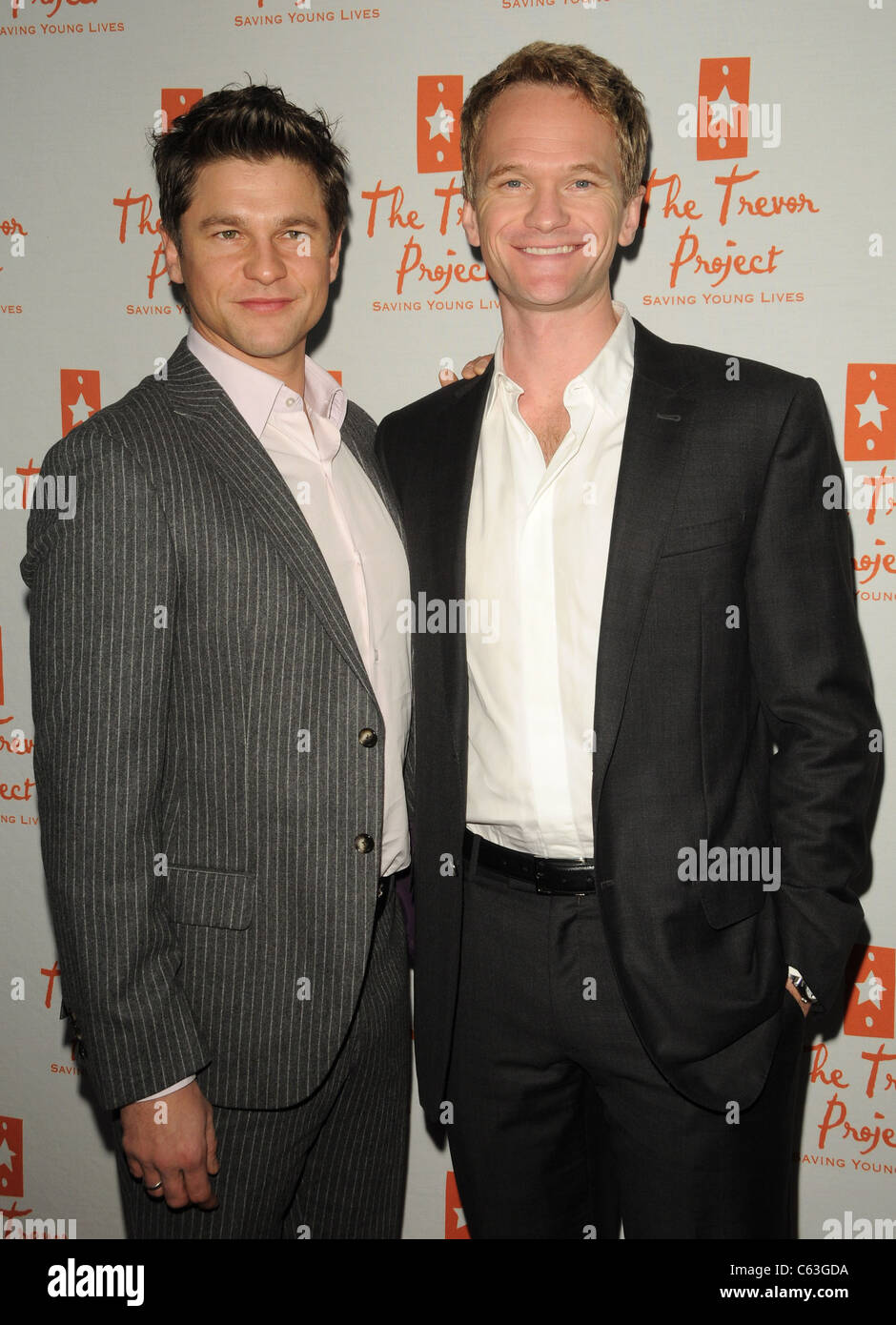 Neil Patrick Harris aux arrivées de Trevor annuel LIVE, qui profite du projet Trevor, le Hollywood Palladium, Photo Stock