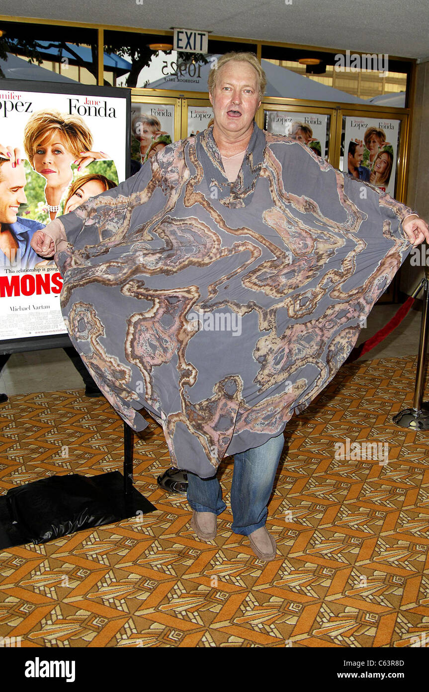 Randy Quaid aux arrivées de MONSTER-IN-LAW Los Angeles Premiere, Mann's National Theatre à Westwood, Photo Stock