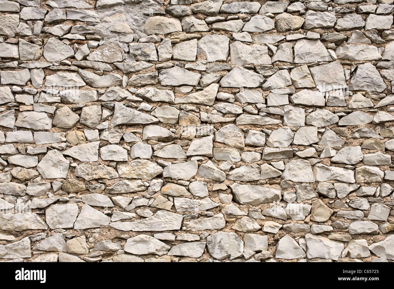 un mur de pierre blanche dans un village de provence banque d 39 images photo stock 38223981 alamy. Black Bedroom Furniture Sets. Home Design Ideas
