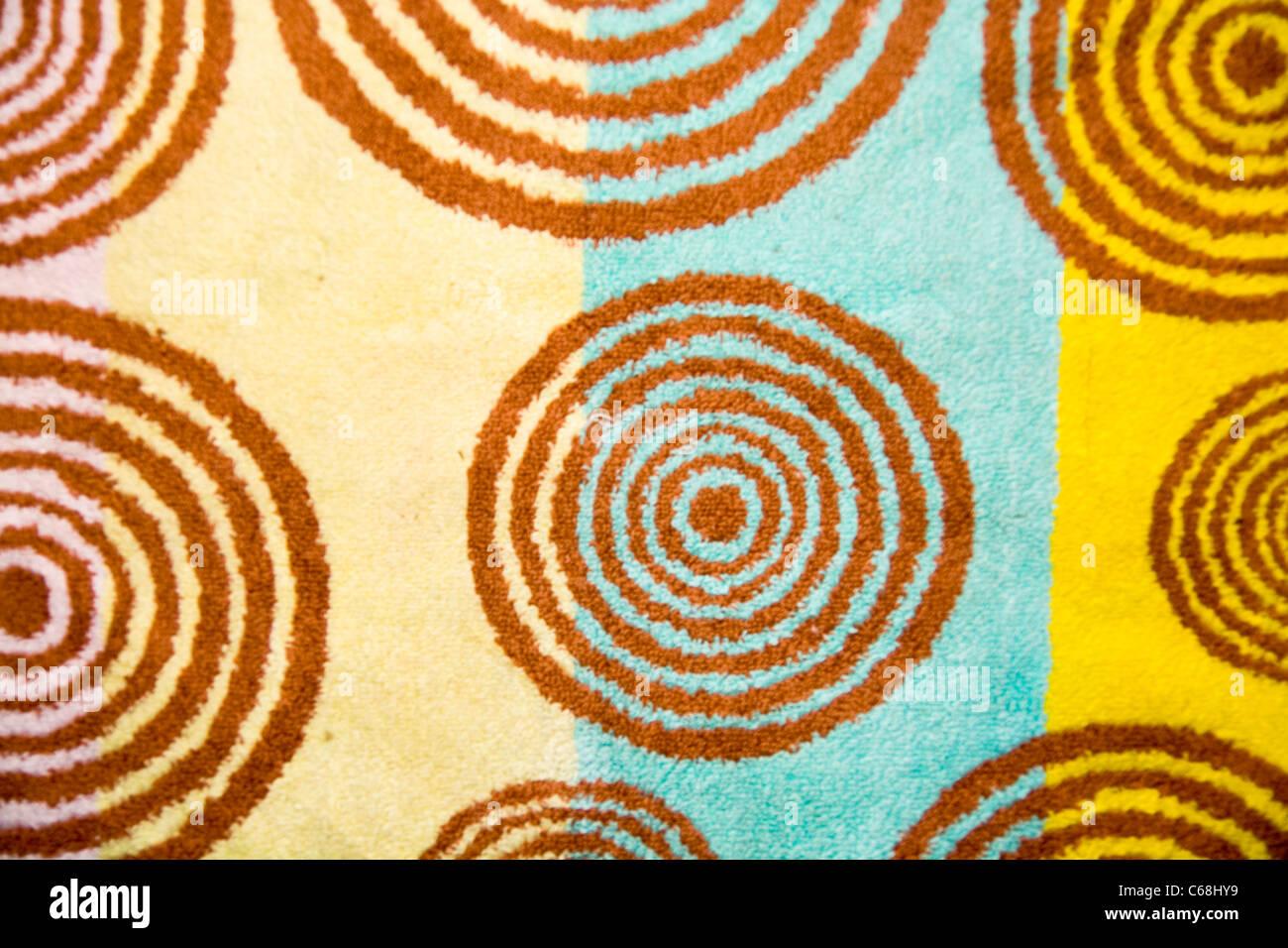 texture de serviette Photo Stock
