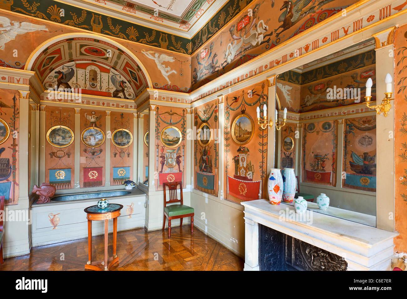 Salle De Bain Rambouillet ~ ch teau de rambouillet de la salle de bains de napol on bonaparte