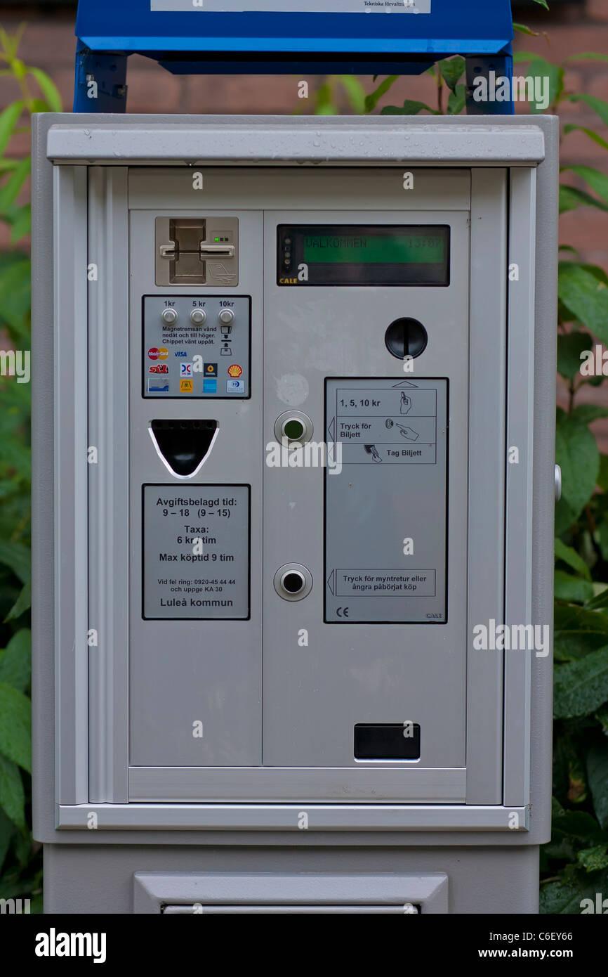 Parking Ticket Automat Photos Parking Ticket Automat Images Alamy