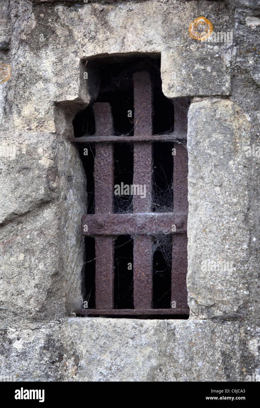 L'ancienne prison de Lock Up Trowbridge Photo Stock