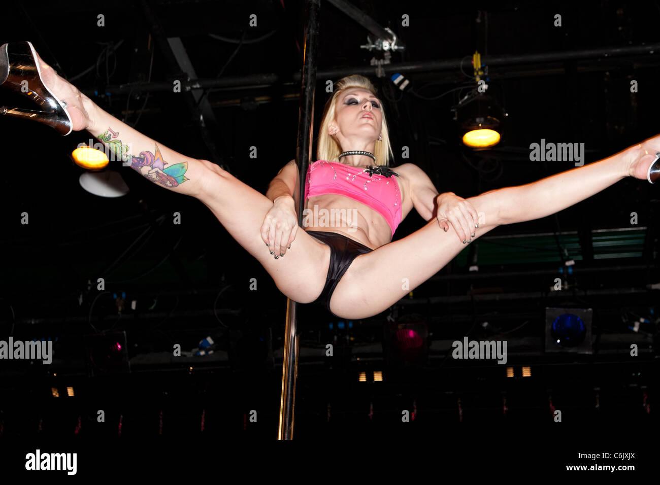 pole dance usa