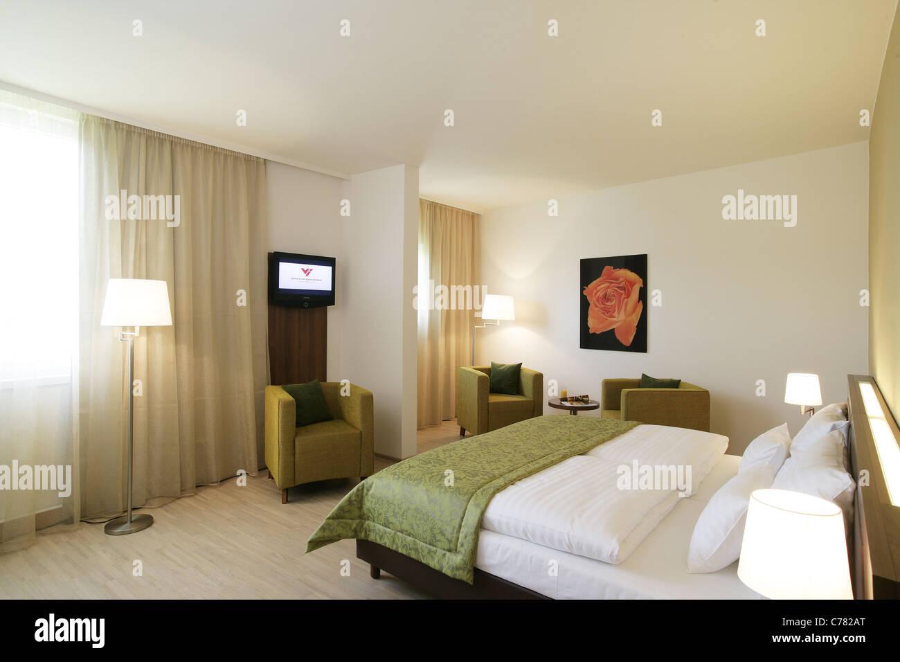 Lit Exterieur Design chambre à coucher, home, de l'intérieur, beau, chaud