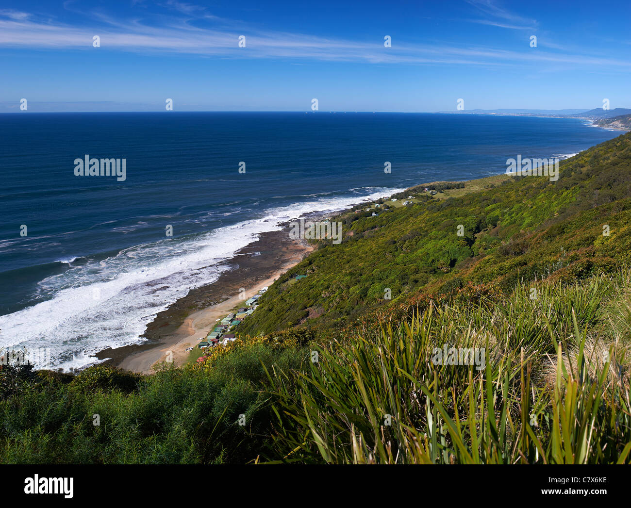 Bulgo Beach Otford NSW Australie Photo Stock