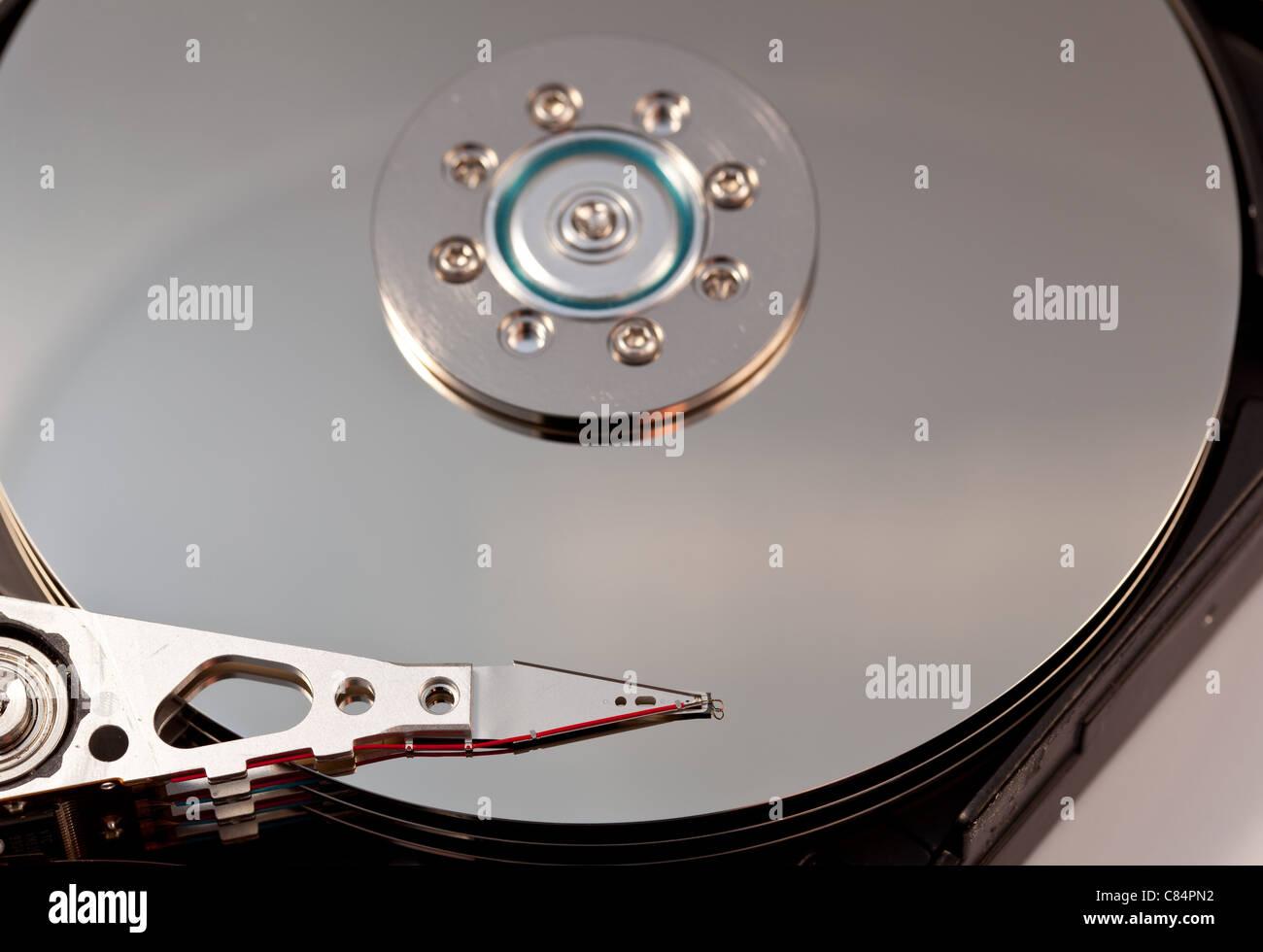 Magnetic discs stock photos magnetic discs stock images - Interieur d un ordinateur ...