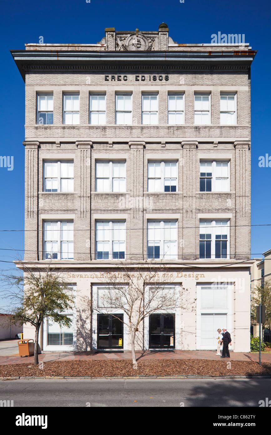 SCAD Savannah Photo Stock