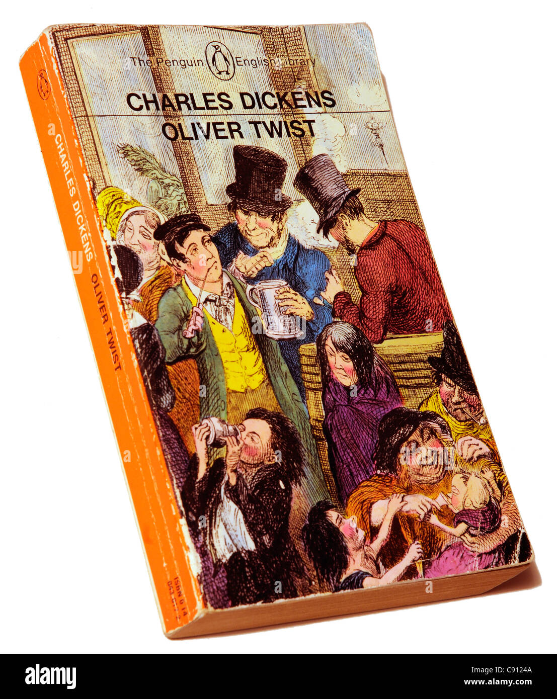 Oliver Twist de Charles Dickens Photo Stock