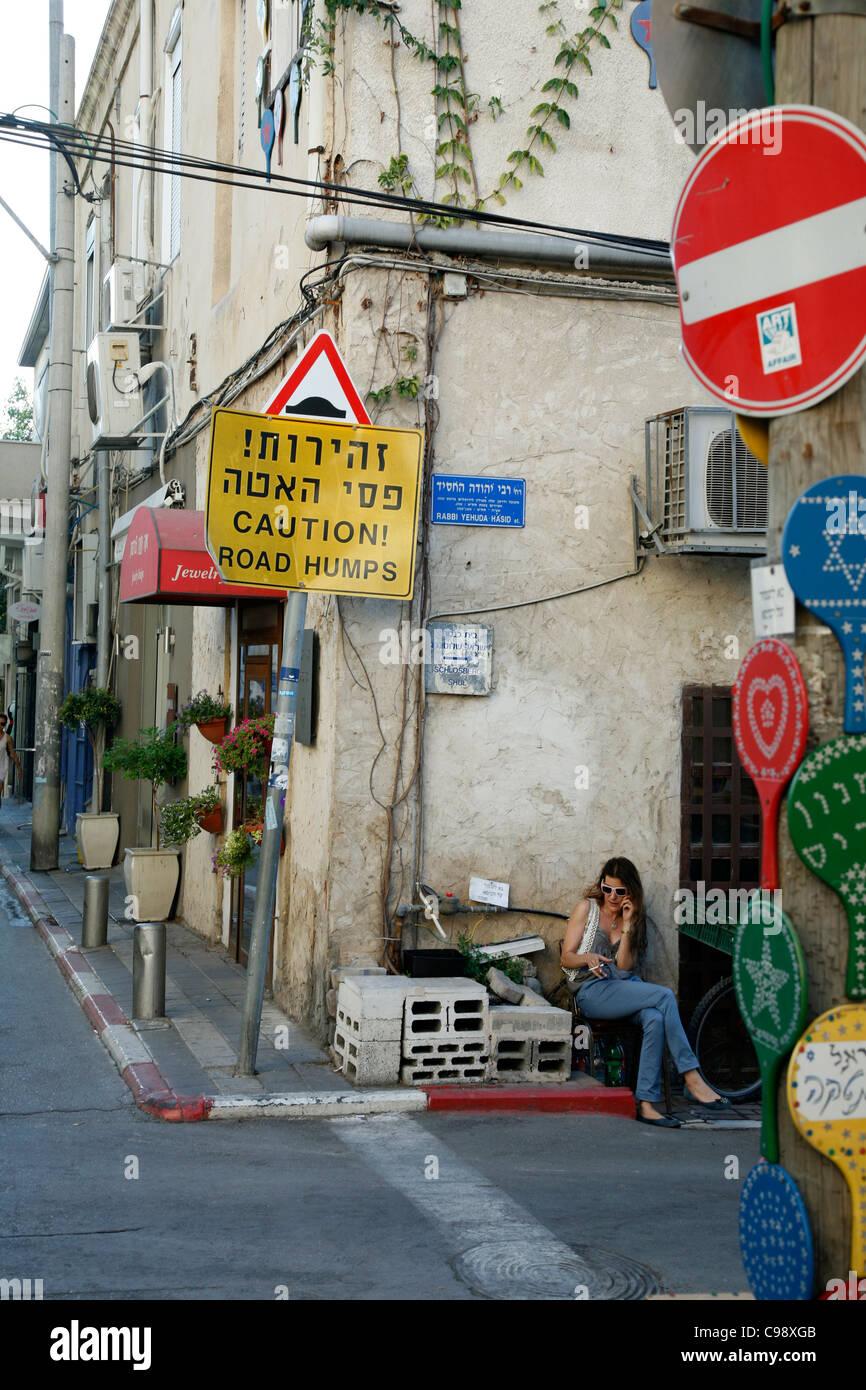 Israel brancher Christian datant de la côte centrale