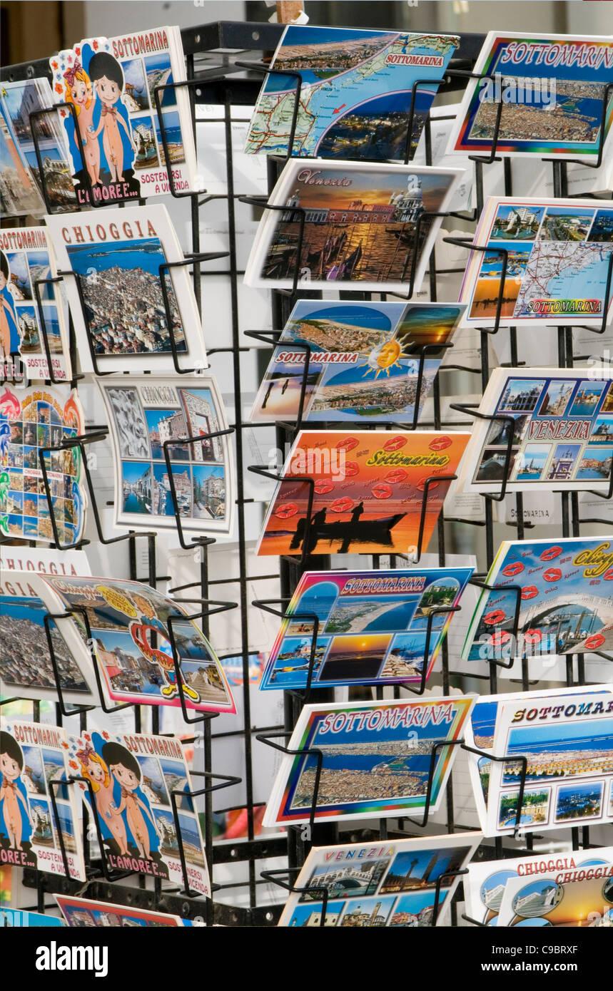 Carte postale Carte postale cartes cartes postales maison de vacances locations de vacances voyages d'entreprise Photo Stock
