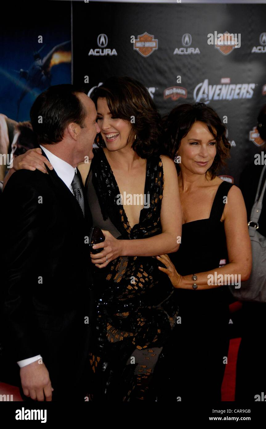 Clark Gregg And Cobie Smulders Photos & Clark Gregg And