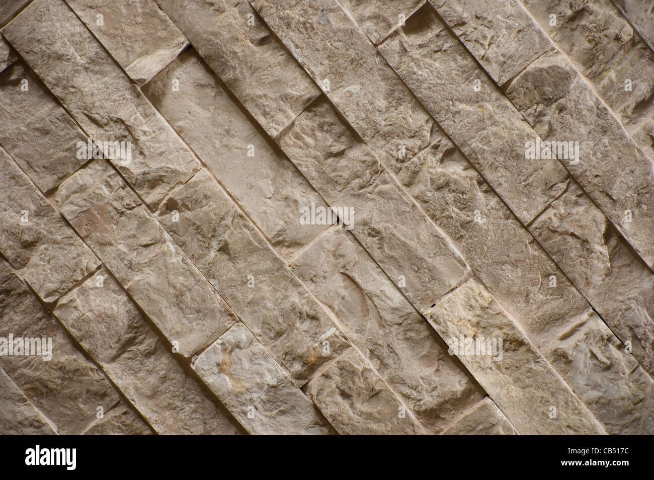 Stonewall abstract background Photo Stock