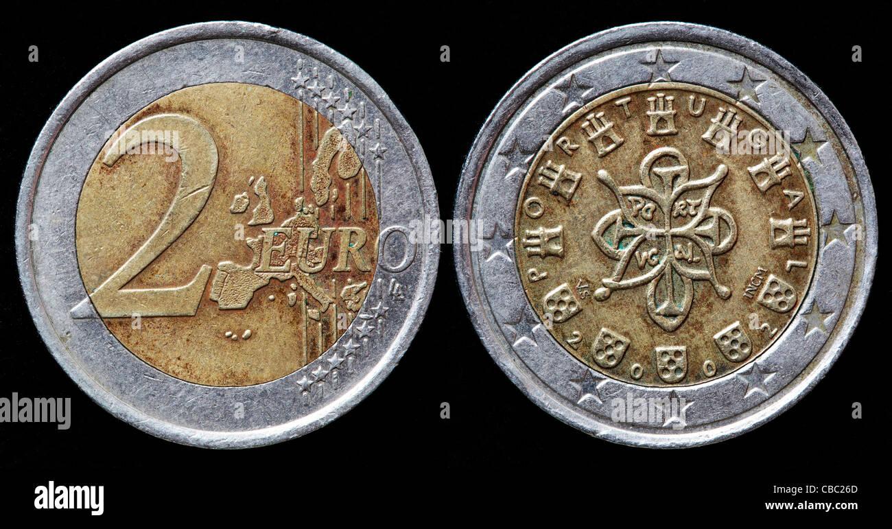 Euro Coin Both Sides Photos Euro Coin Both Sides Images Alamy