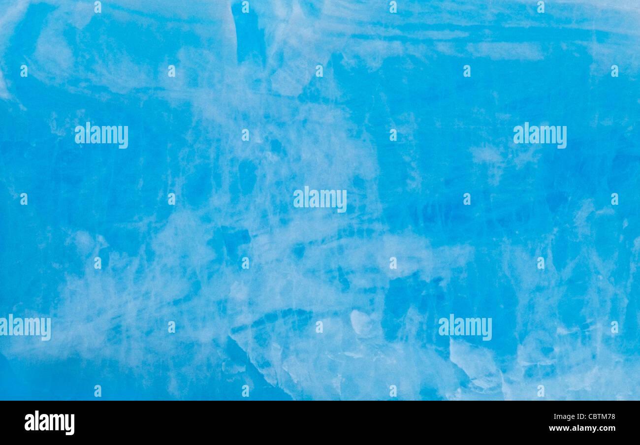 Texture Iceberg, Antarctica Photo Stock