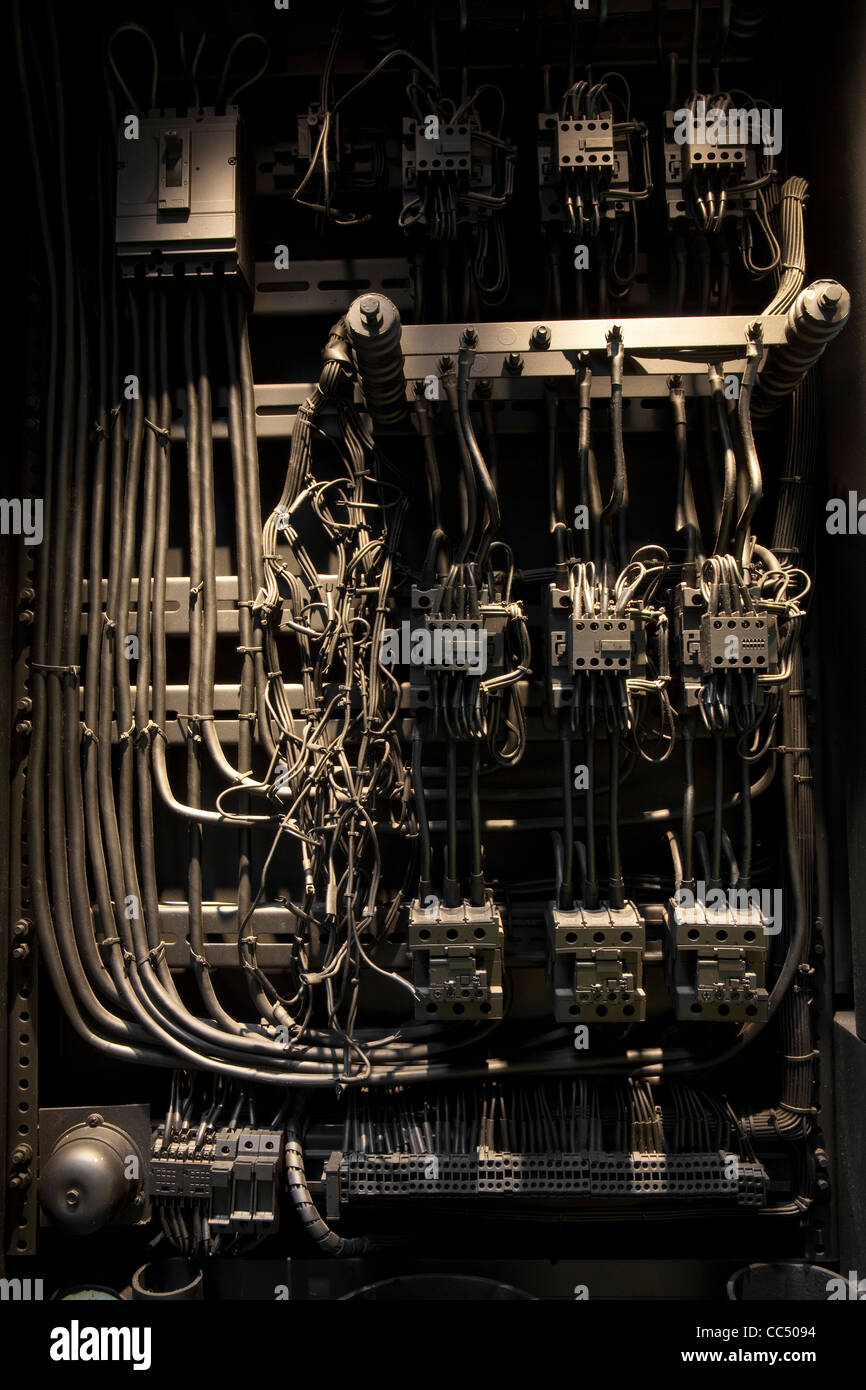 Abandonner switch display dans le Xiu Bar, Yintai Centre, Beijing, Chine Photo Stock