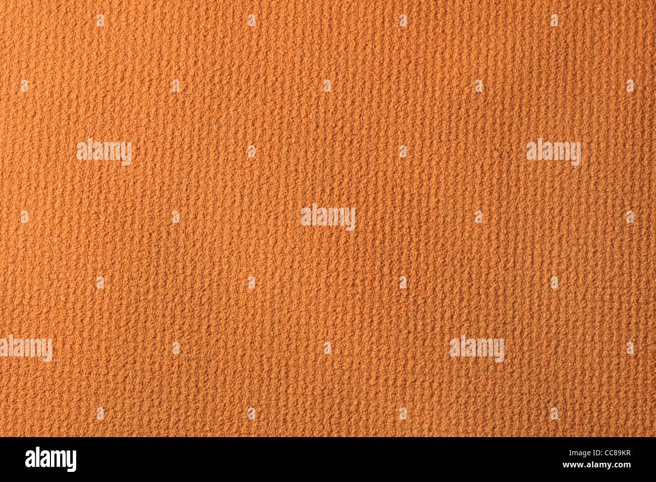 Caoutchouc antidérapante fond texturé orange Photo Stock