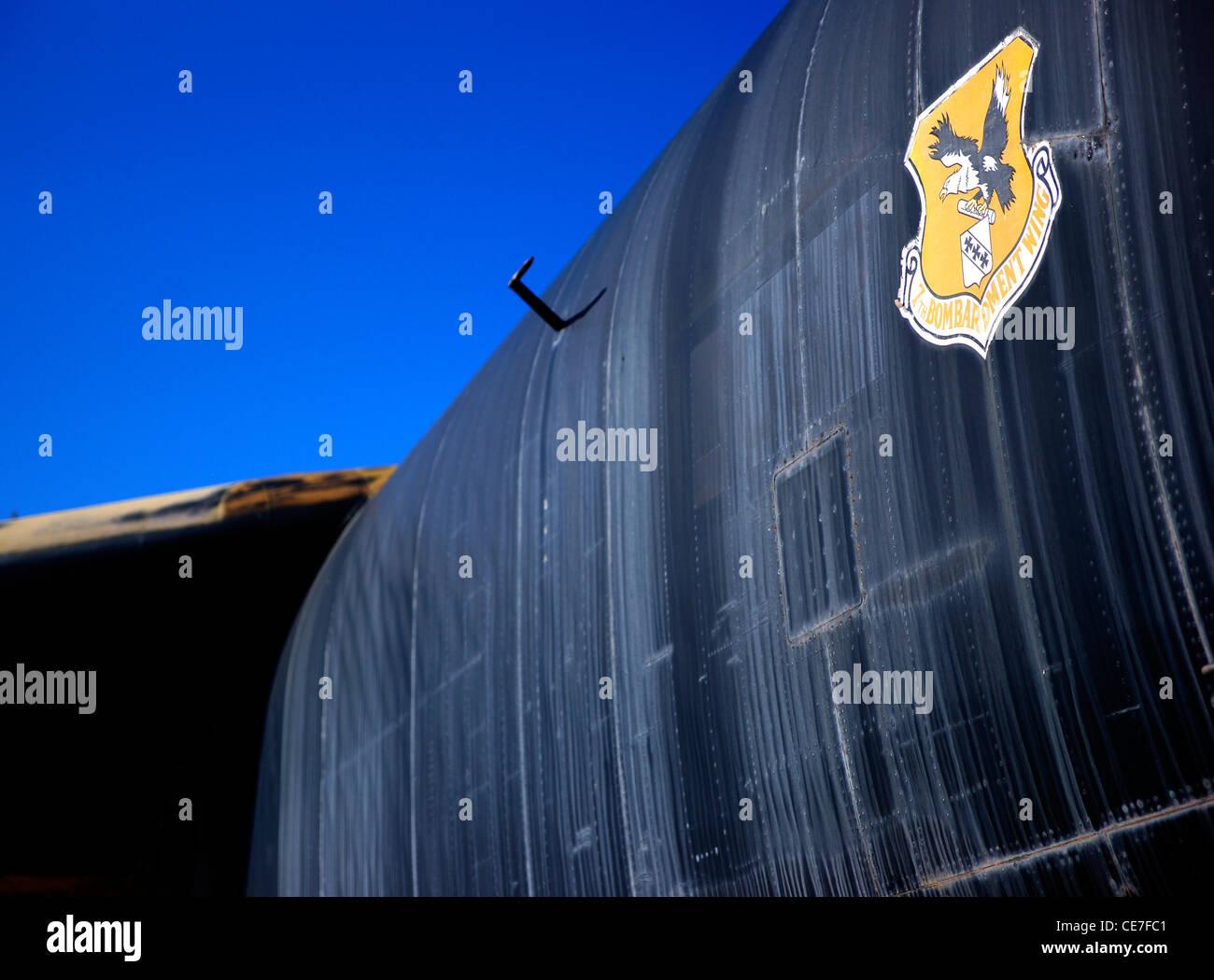 Boeing B52 Banque D'Images