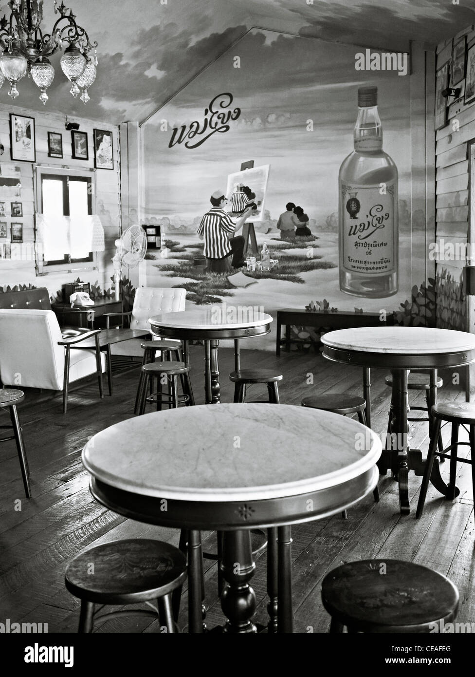 1950s bar photos 1950s bar images alamy. Black Bedroom Furniture Sets. Home Design Ideas