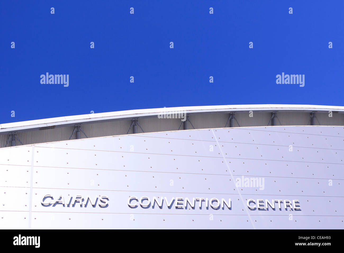 L'emblématique Centre de conférences de Cairns est l'hôte de