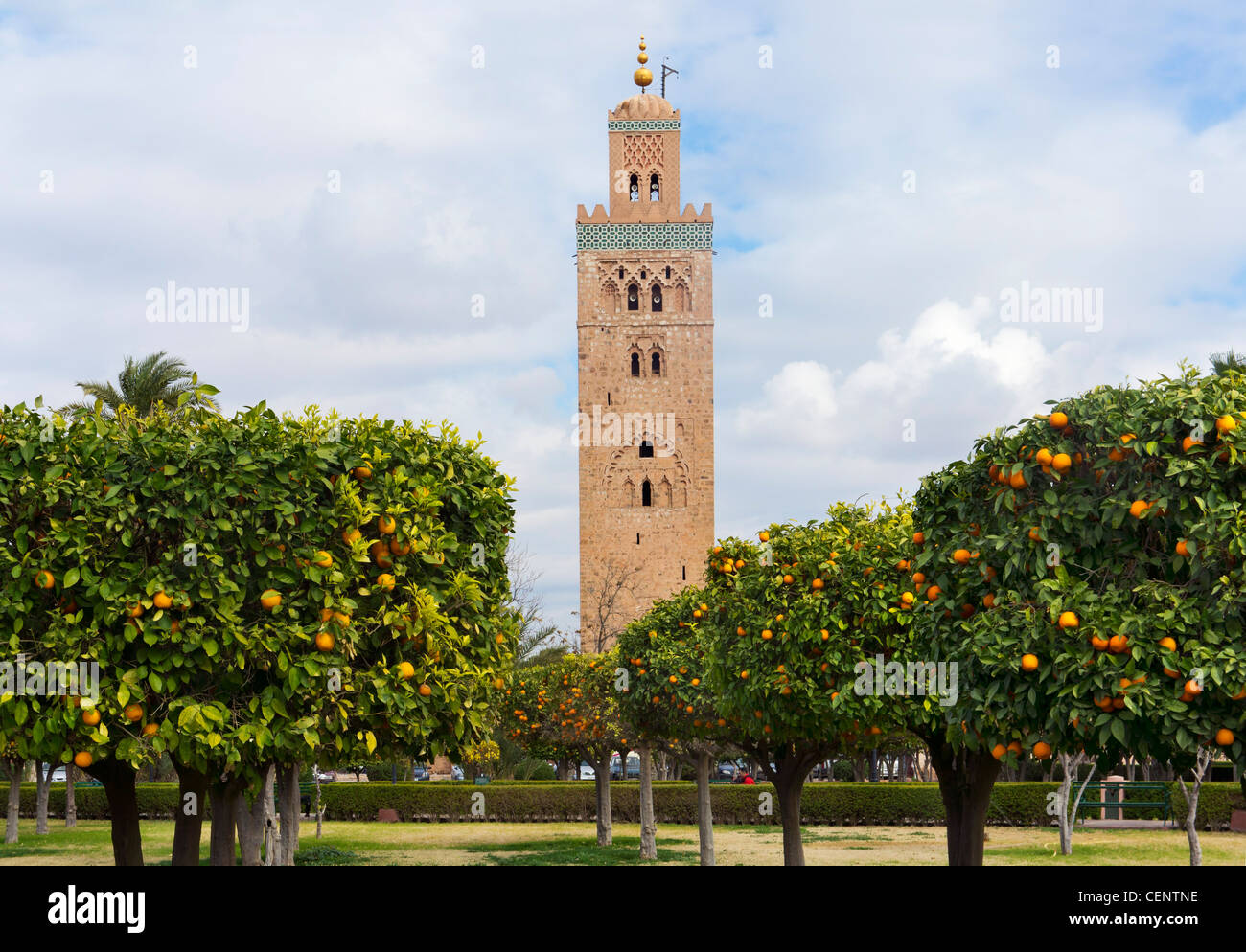 Le Minaret De La Koutoubia La Koutoubia Les Jardins De Marrakech