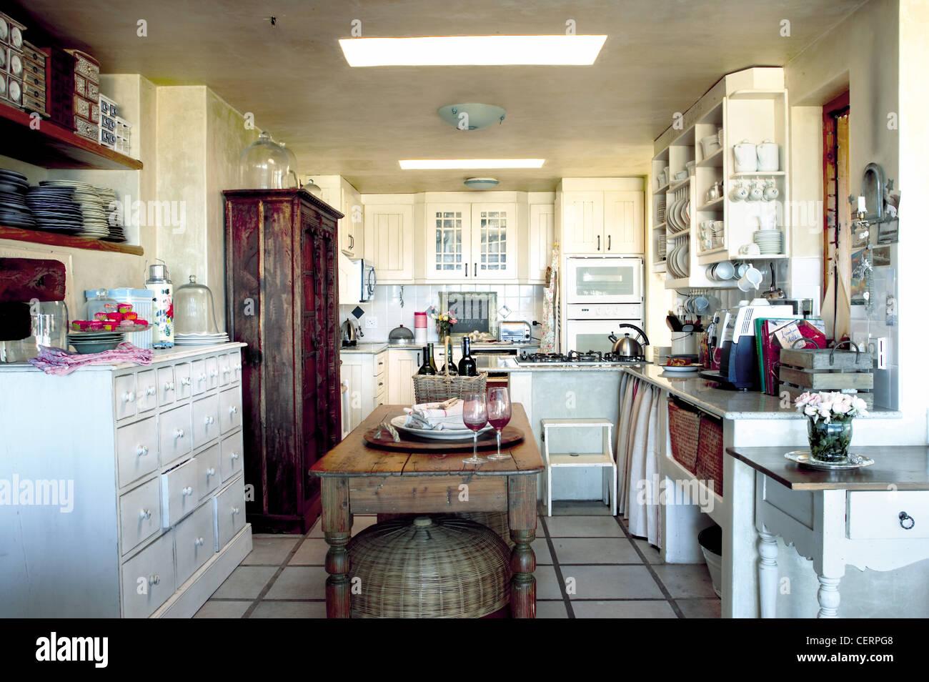 Dans le coeur de la maison cuisines contemporaines sont ...