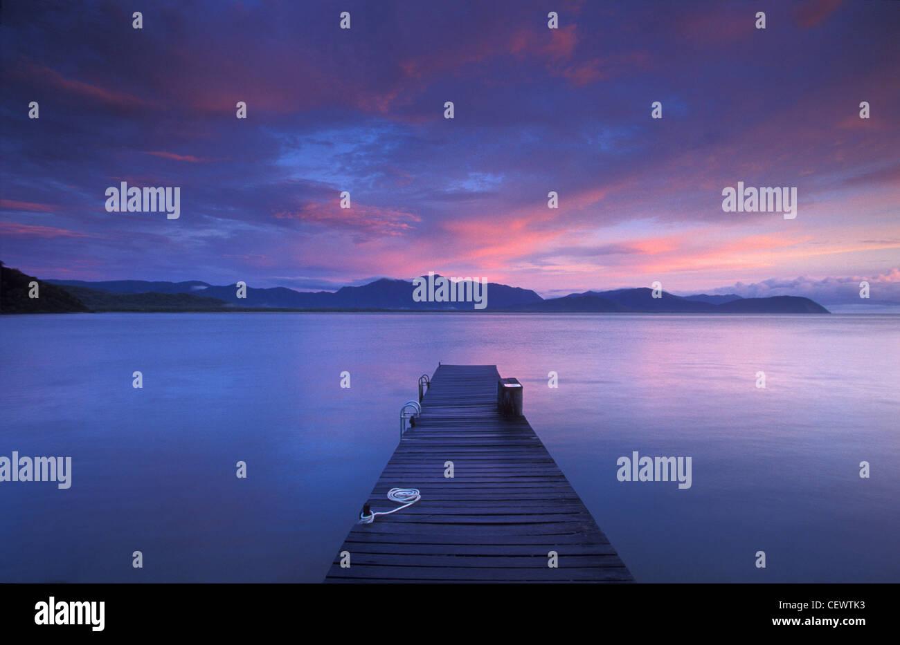 Weary Bay, Cape Tribulation, Queensland, Australie Photo Stock