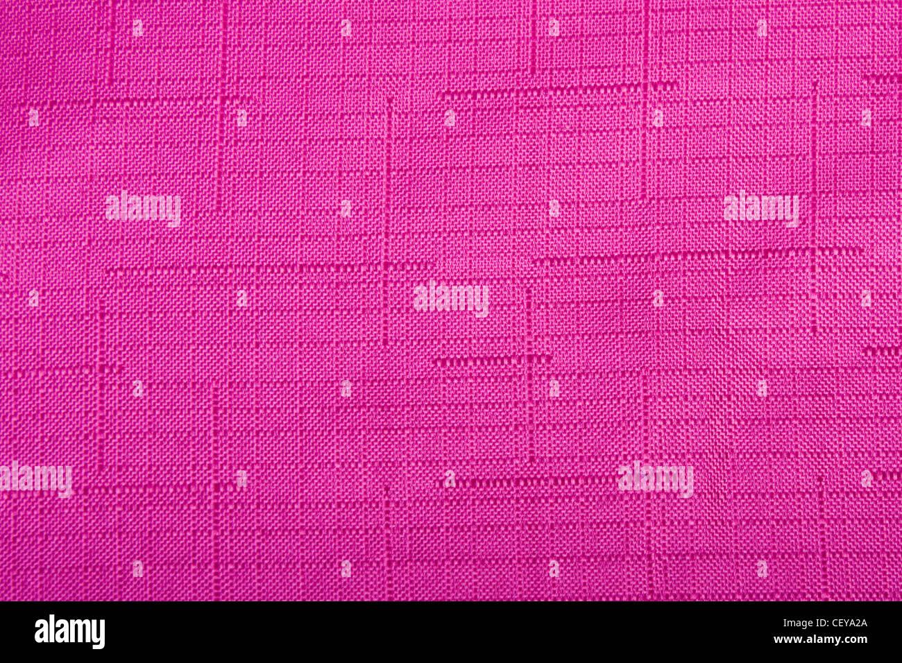 Tissu rouge avec détails Photo Stock