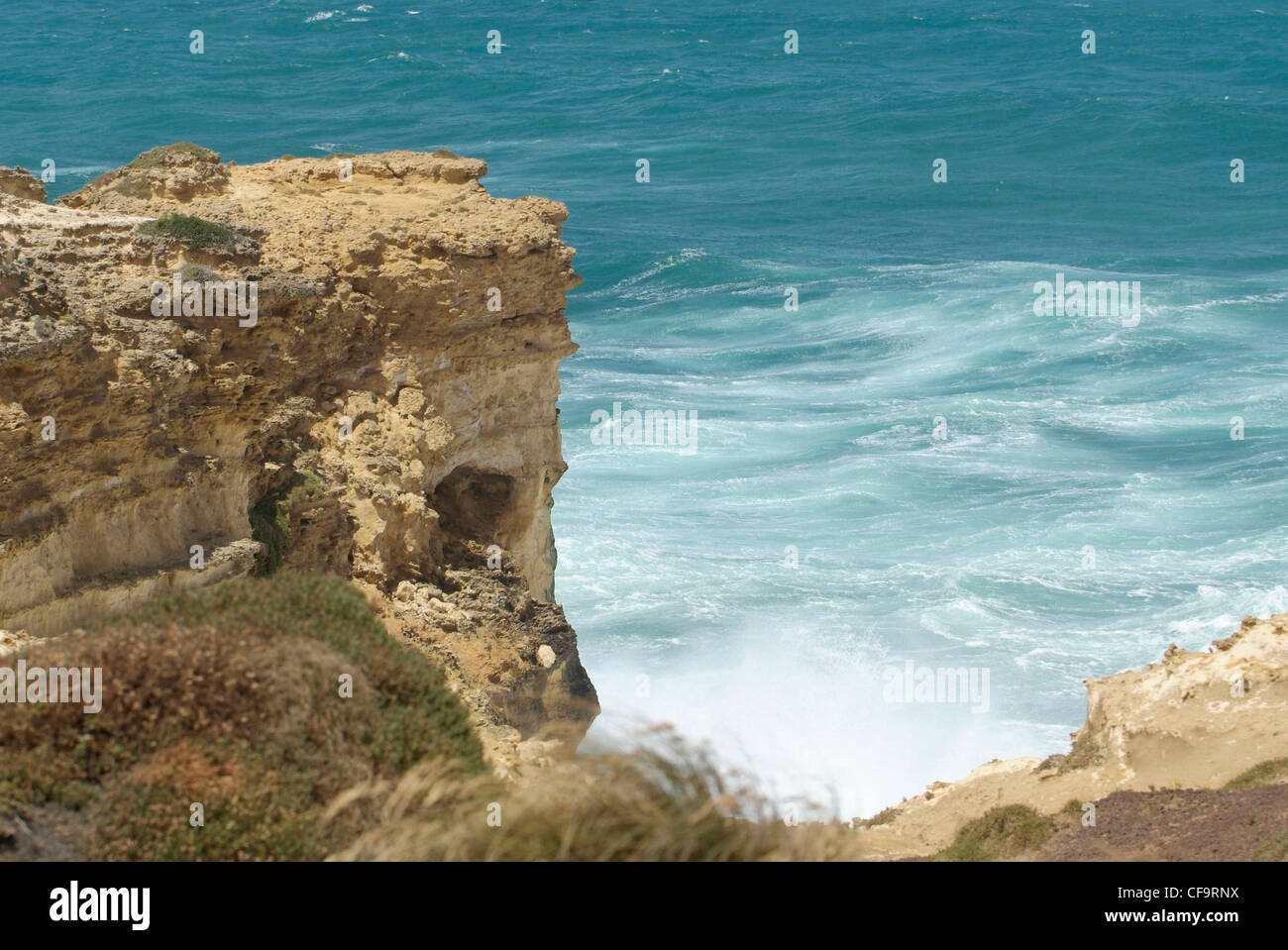 L'Australie, Victoria, Great Ocean Road, Port Campbell National Park, Photo Stock