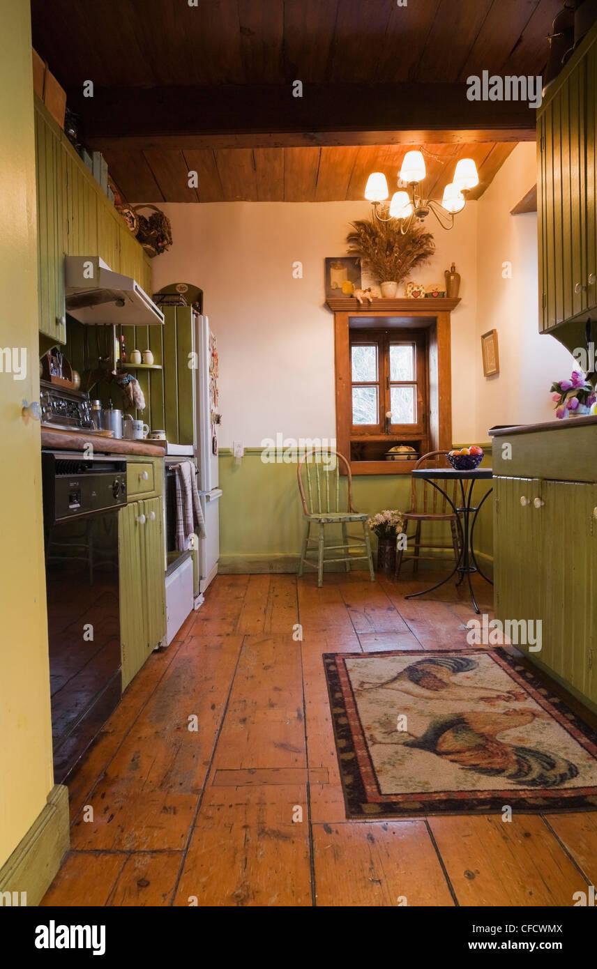 Cuisine Style Ancien la cuisine chambre dans un ancien (vers 1850) en pierre de