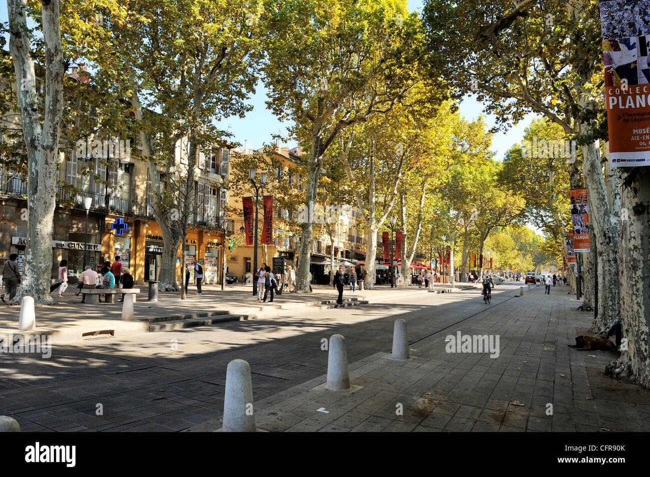 Aix en provence photos aix en provence images alamy - Cours de cuisine bouches du rhone ...