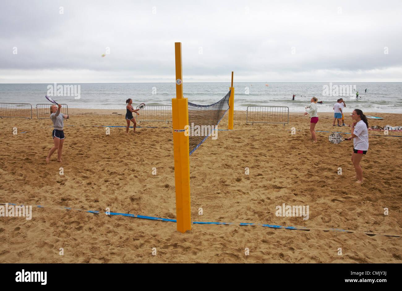 8163ff596 Beach Tennis Photos   Beach Tennis Images - Alamy