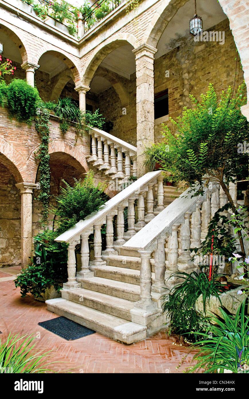 Acheter Une Maison En Italie Abruzzes italie abruzzes teramo atri province cour de natali maison