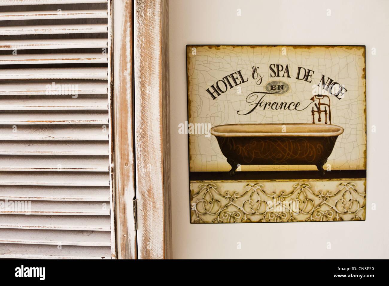 Carrelage Mural Sur Bois le français et le carrelage mural de salle de bains en bois