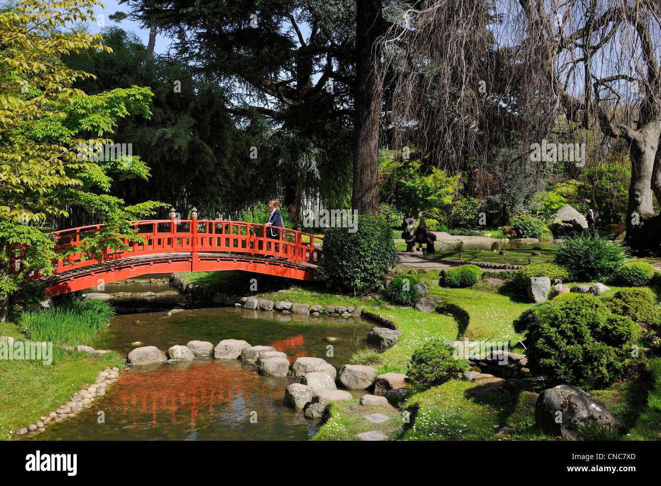 france hauts de seine boulogne billancourt jardin japonais d 39 albert kahn mus e d partemental. Black Bedroom Furniture Sets. Home Design Ideas