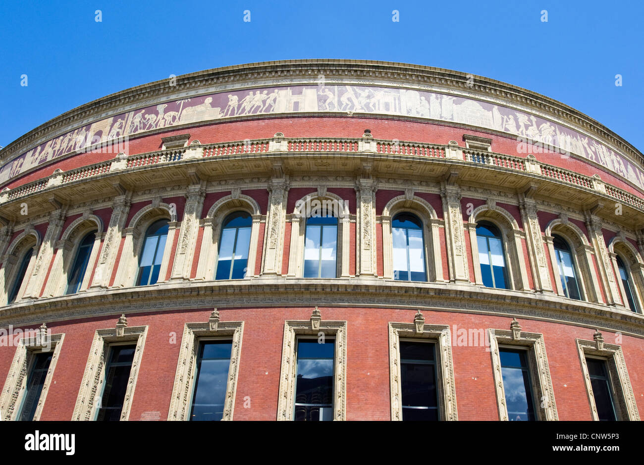 Europe Angleterre Londres, le Royal Albert Hall Banque D'Images