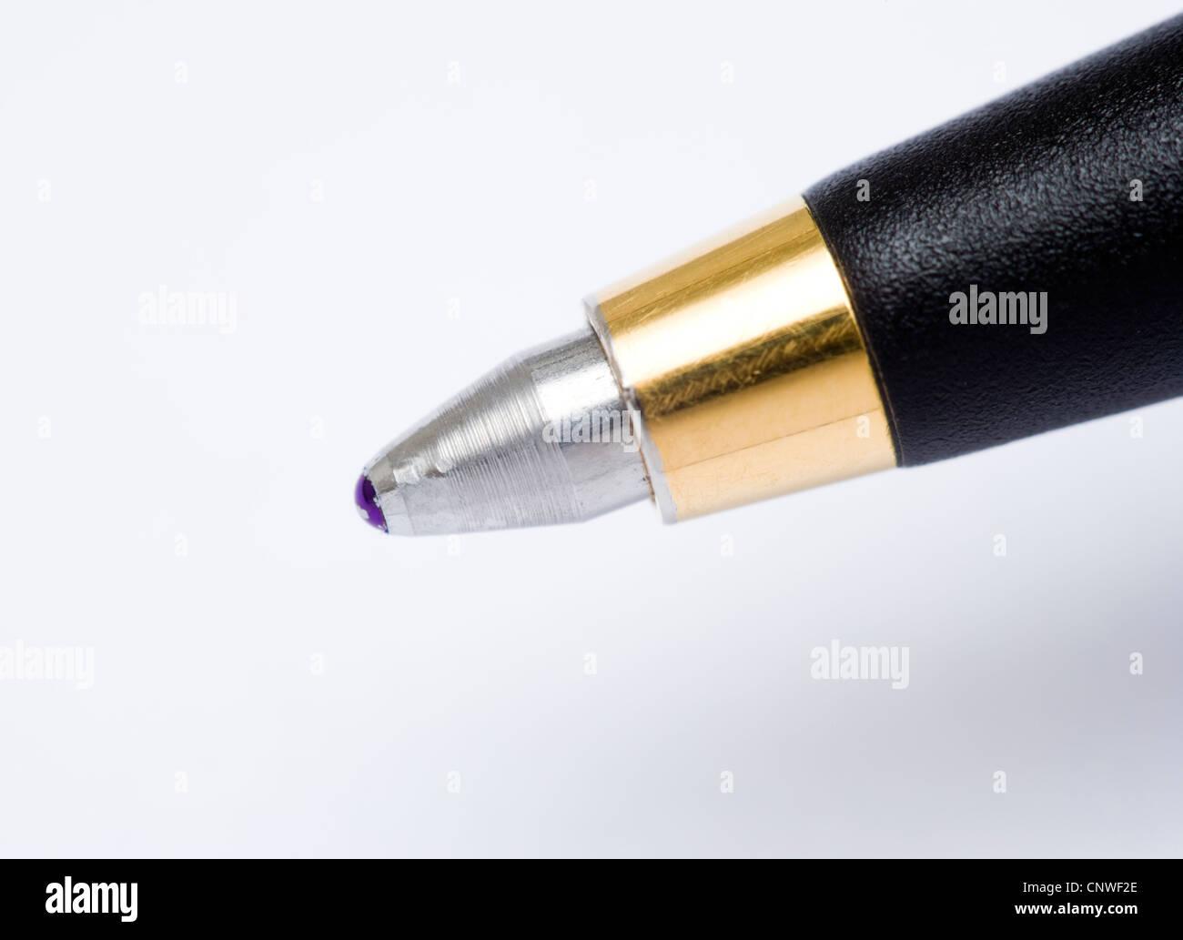 Stylo à bille Photo Stock