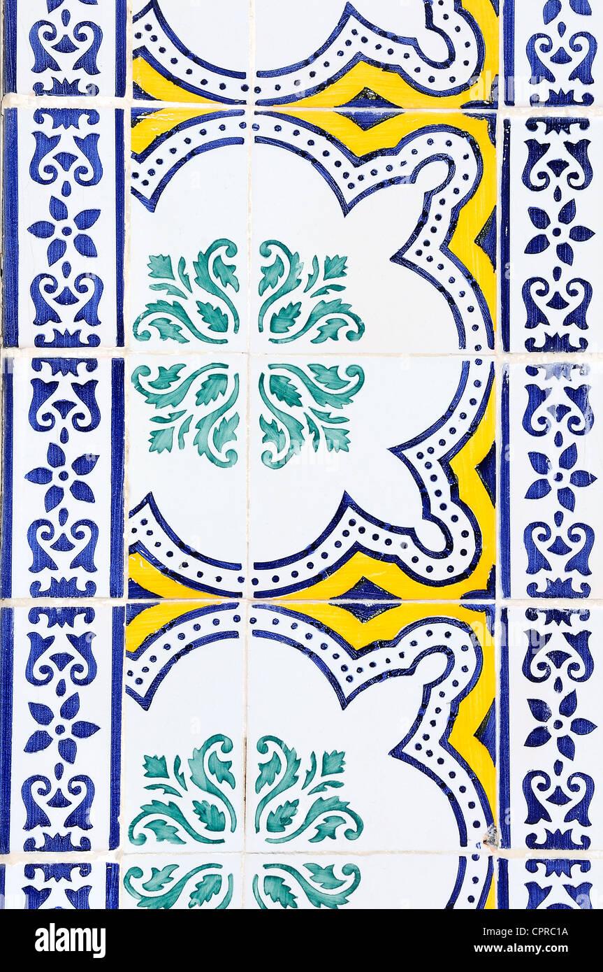 Motif en mosaïque traditionnelle transparente pour les fonds de couverture, à l'extérieur des Photo Stock
