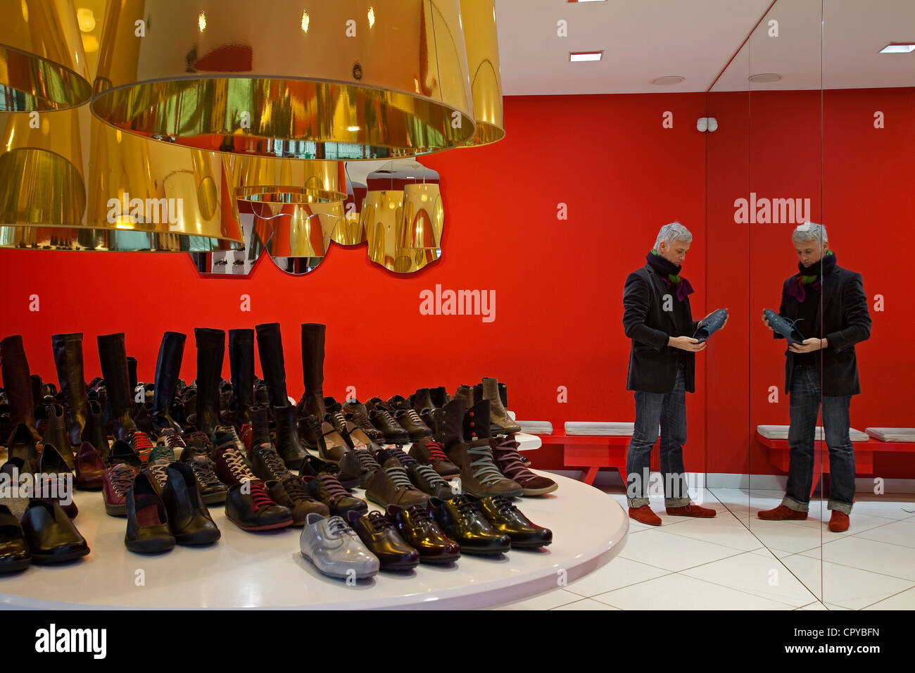 Alamy amp; Images Photos Shoes Camper wxRgqSn