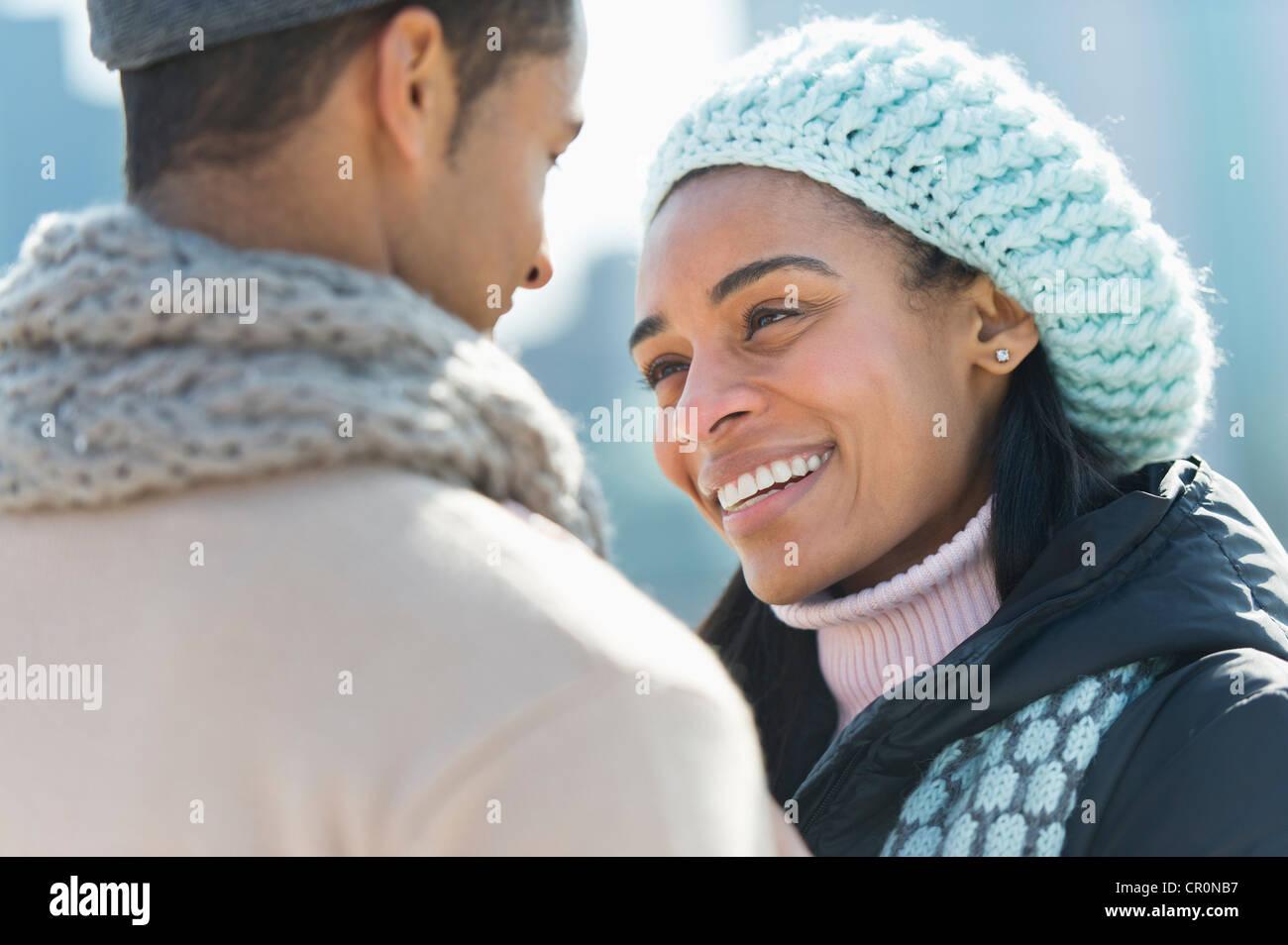 rencontres Interracial dans le New Jerseysentiments après un branchement