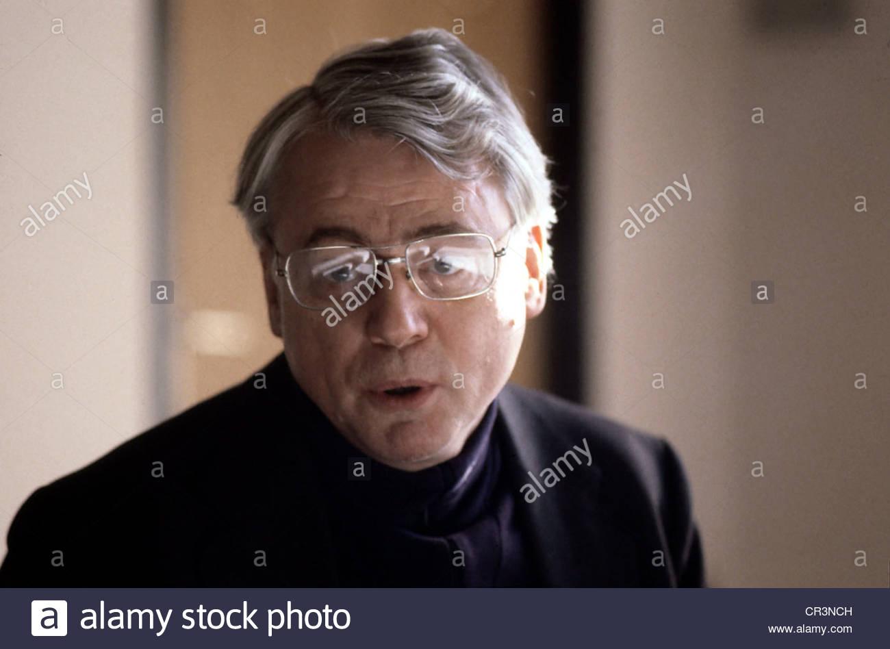 Alexander Kluge, 14.2.1932, *, le réalisateur allemand, auteur / scénariste, portrait, des années Photo Stock