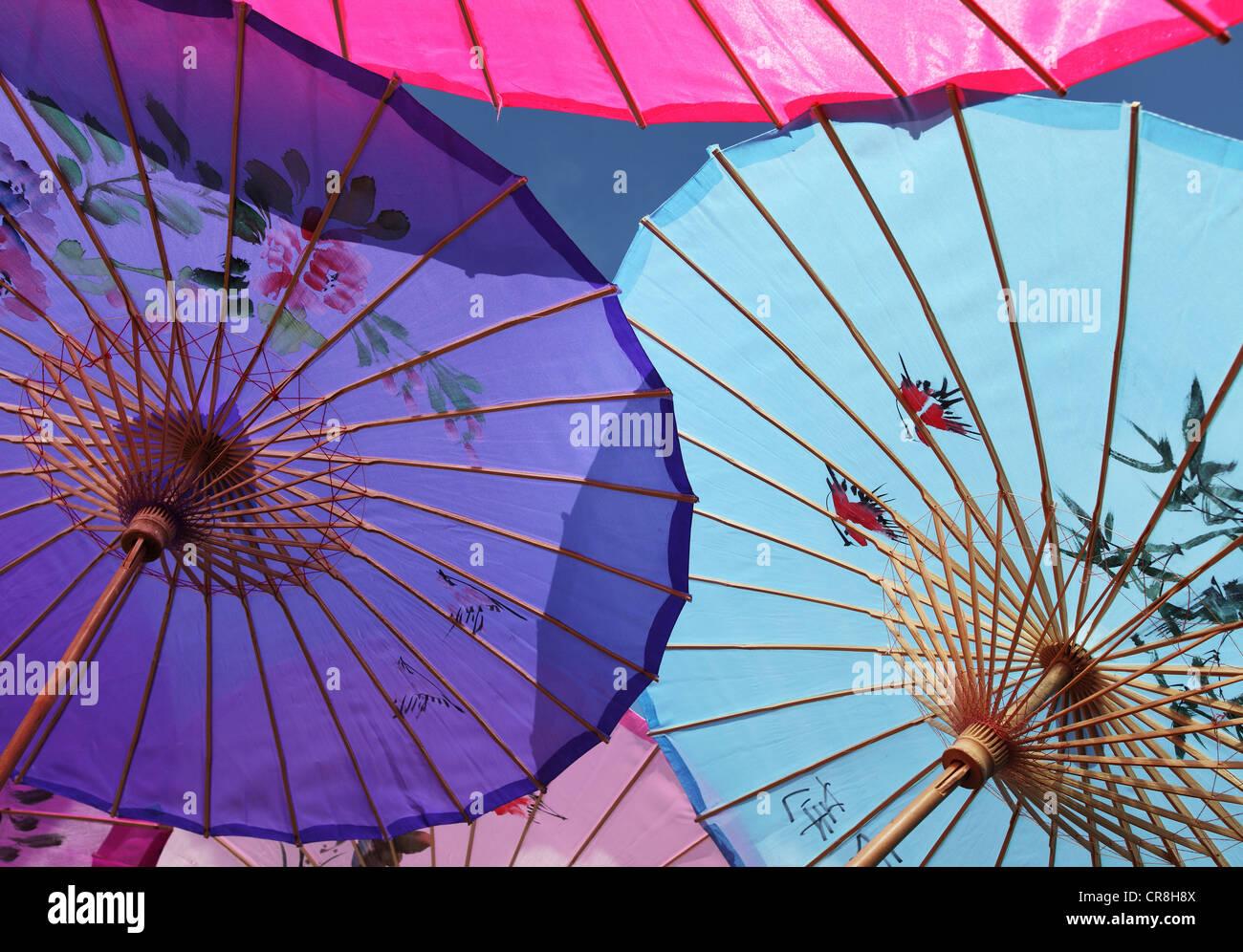 Du Parasol chinois Banque D'Images, Photo Stock: 48747018   Alamy
