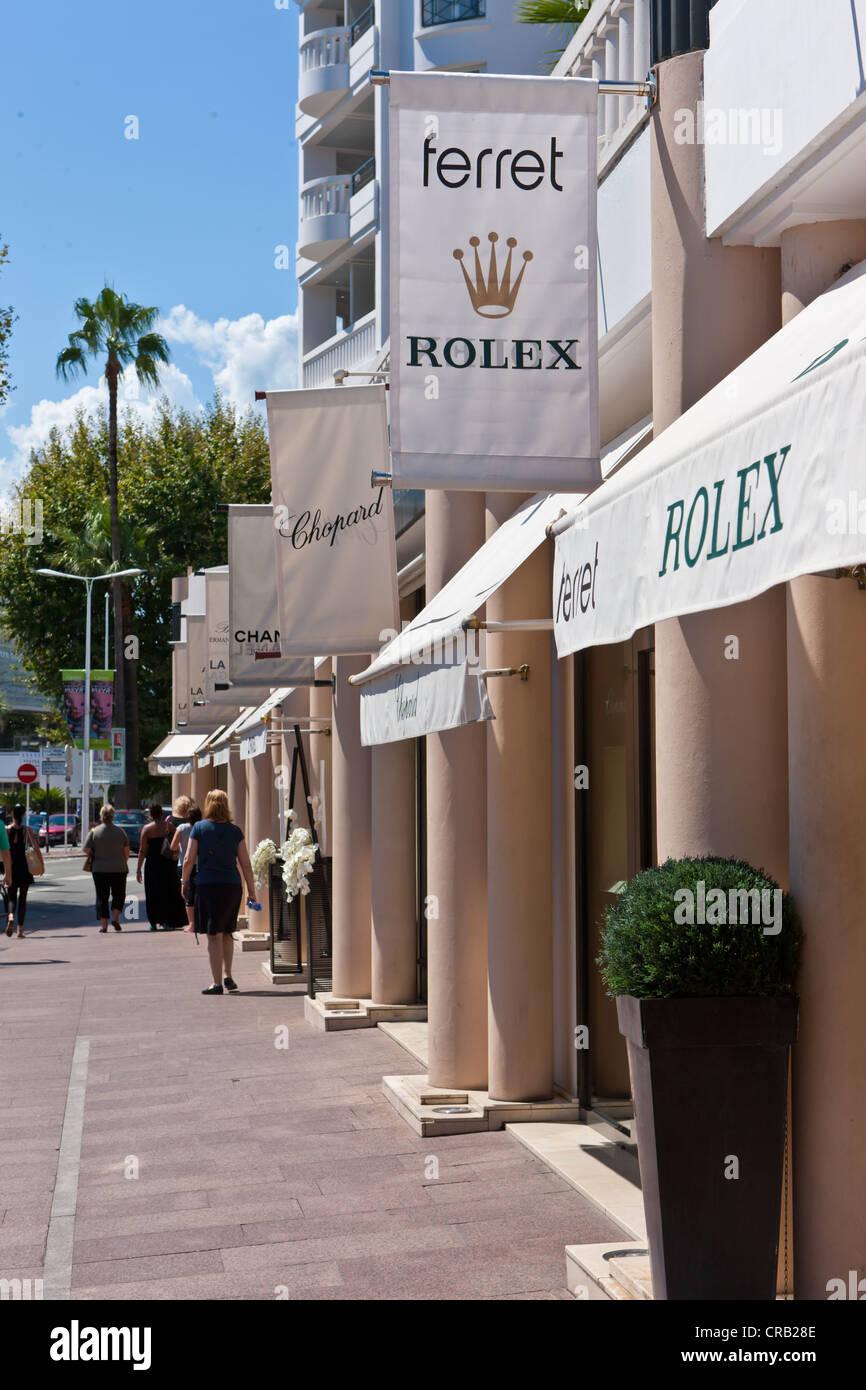 Croisette Shopping Cannes Photos   Croisette Shopping Cannes Images ... f40c5d7ada9