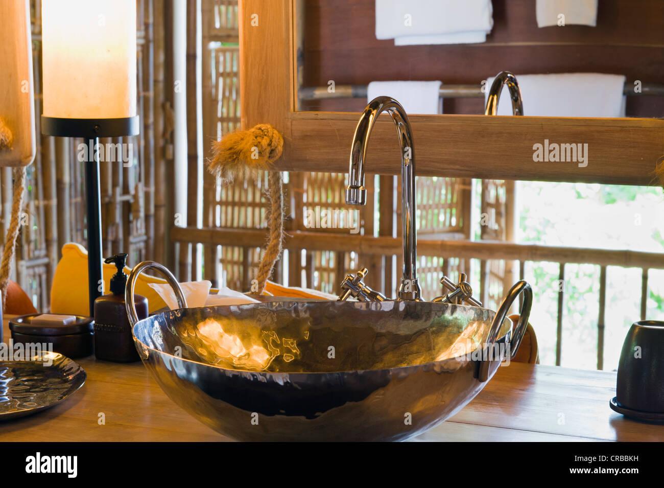 Salle De Bain Bungalow ~ salle de bains dans un bungalow de luxe hotel de luxe six senses